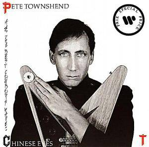 Pete Townshend: All The Best Cowboys Have Chinese Eyes - Cover