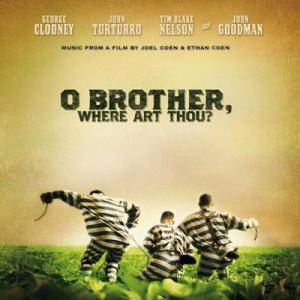 Cover - Fairfield Four: O Brother, Where Art Thou?