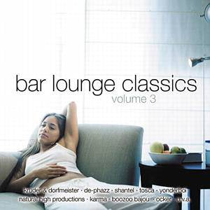 Cover - Lola Cantos: Bar Lounge Classics Vol. 3