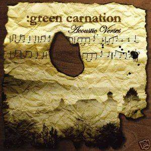Green Carnation: Acoustic Verses - Cover