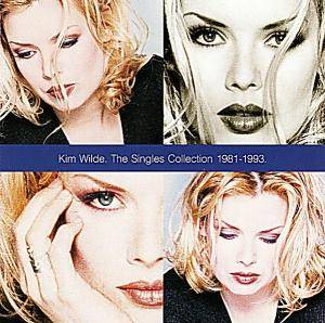 Kim Wilde: Singles Collection 1981-1993, The - Cover