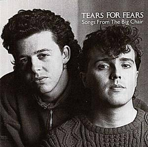 Tears For Fears: Songs From The Big Chair (CD) - Bild 1