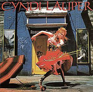 Cover - Cyndi Lauper: She's So Unusual