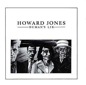 Howard Jones: Human's Lib - Cover