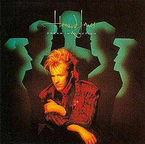 Howard Jones: Dream Into Action - Cover