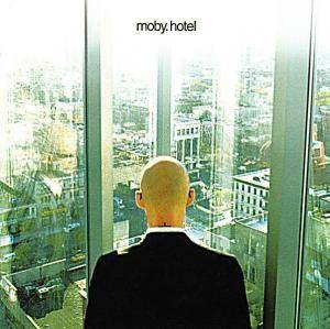Moby: Hotel - Cover