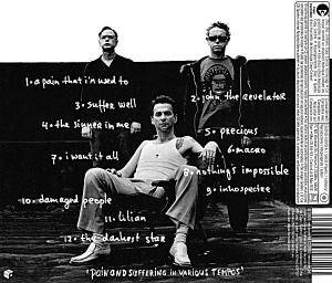 Depeche Mode: Playing The Angel (CD) - Bild 2