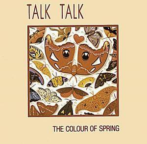 Talk Talk: Colour Of Spring, The - Cover