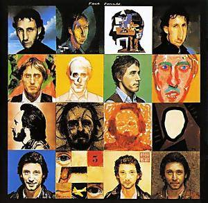 The Who: Face Dances - Cover