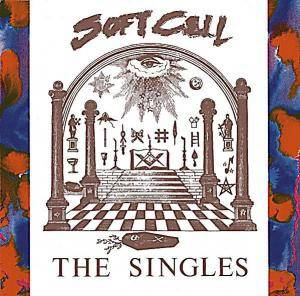 Soft Cell: Singles, The - Cover