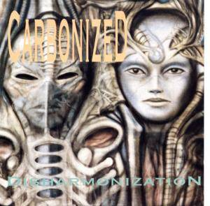 Carbonized: Disharmonization - Cover