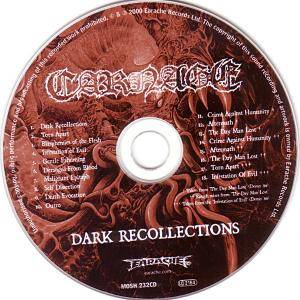Carnage: Dark Recollections (CD) - Bild 3