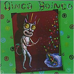 Cover - Oingo Boingo: Nothing To Fear