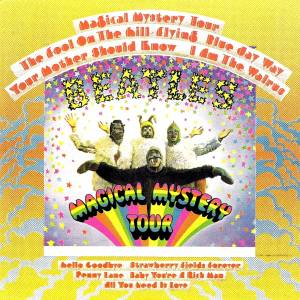 Cover - Beatles, The: Magical Mystery Tour