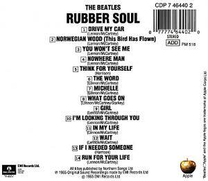 The Beatles: Rubber Soul (CD) - Bild 6