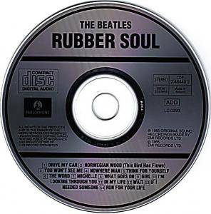 The Beatles: Rubber Soul (CD) - Bild 7