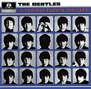 Cover - Beatles, The: Hard Day's Night, A