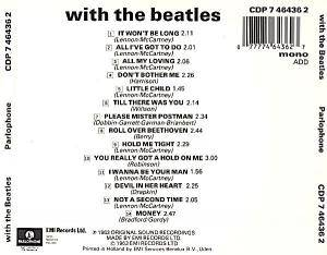 The Beatles: With The Beatles (CD) - Bild 6