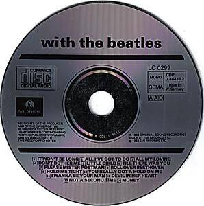 The Beatles: With The Beatles (CD) - Bild 7