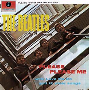 Cover - Beatles, The: Please Please Me