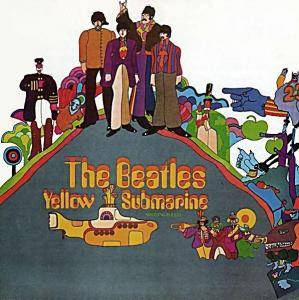 The Beatles: Yellow Submarine - Cover