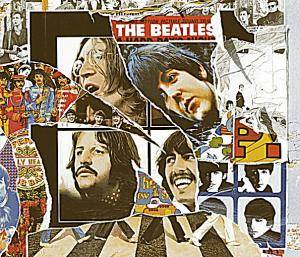 The Beatles: Anthology 3 - Cover