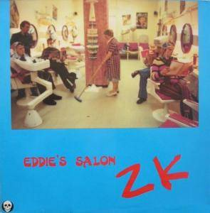 Cover - ZK: Eddie's Salon