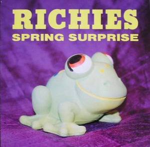 Richies: Spring Surprise - Cover