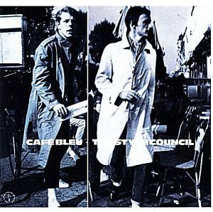 Style Council, The: Café Bleu - Cover