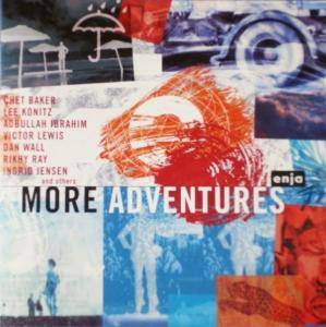 More Adventures - Cover
