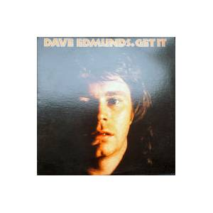 Dave Edmunds: Get It - Cover