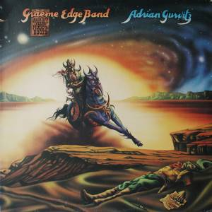 The Graeme Edge Band: Kick Off Your Muddy Boots - Cover