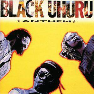 Cover - Black Uhuru: Anthem