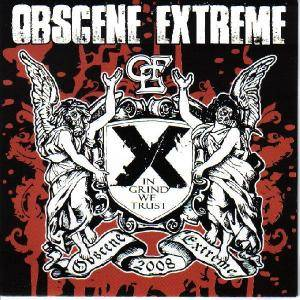 Cover - Ass To Mouth: Obscene Extreme 2008