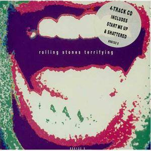 The Rolling Stones: Terrifying - Cover