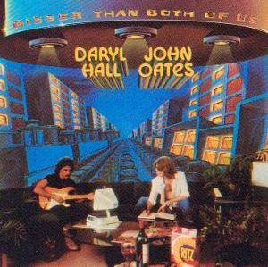 Daryl Hall & John Oates: Bigger Than Both Of Us - Cover