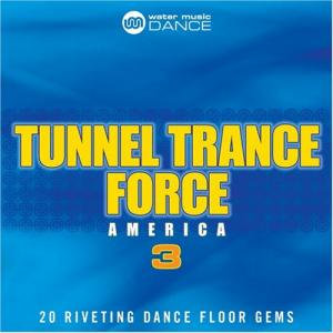 Tunnel Trance Force America 3 - Cover