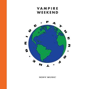 Vampire Weekend: Father Of The Bride - Cover