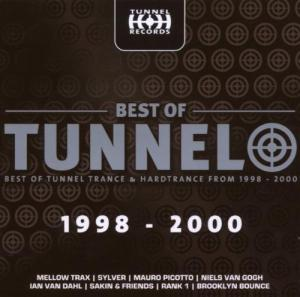 Best Of Tunnel - Best Of Tunnel Trance & Hardtrance From 1998-2000 - Cover