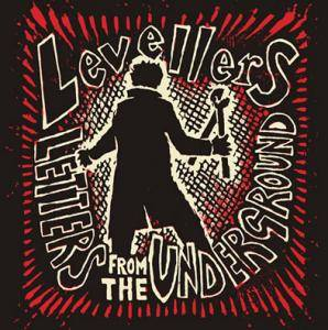 Levellers: Letters From The Underground - Cover