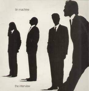 Cover - Tin Machine: Interview, The