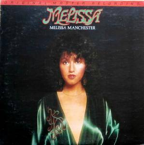 Cover - Melissa Manchester: Melissa