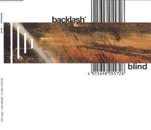 Cover - Backlash: Blind