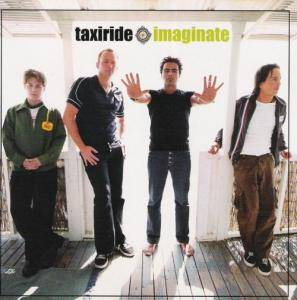 Cover - Taxiride: Imaginate