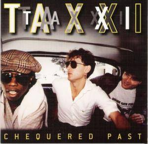 Cover - Taxxi: Chequered Past