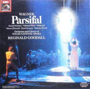 Richard Wagner: Parsifal - Cover