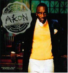 Cover - Akon: Konvicted