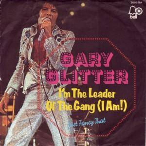 Gary Glitter: I'm The Leader Of The Gang (I Am!) - Cover