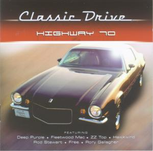 Cover - Various Artists/Sampler: Classic Drive - Highway 70