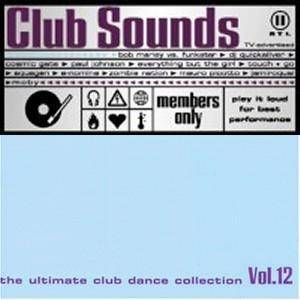 Cover - Green Court: Club Sounds Vol. 12